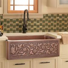 Kitchen Sink Copper Copper Kitchen Sinks In A Variety Of Configurations And Finishes
