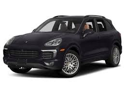 used porsche cayenne houston 2018 porsche cayenne platinum edition for sale in houston tx