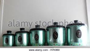 tin kitchen canisters a set of antique tin kitchen canisters for flour sugar and coffee