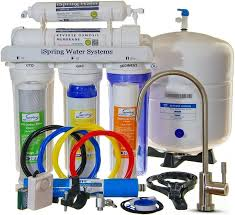 Faucet For Reverse Osmosis System Ispring Rcc7 75gpd 5 Stage Reverse Osmosis System Review Top