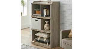walmart better homes and gardens farmhouse table better homes and gardens modern farmhouse 5 cube organizer with name
