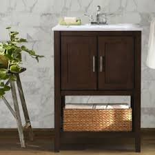 Bathroom Vanities And Sinks Farmhouse Cottage Style Single Sink Vanities Hayneedle