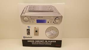 Under Cabinet Radio Tv Kitchen Under Cabinet Radio Ebay