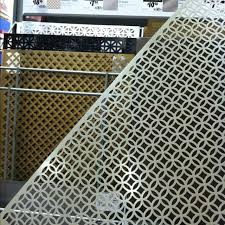 Decorative metal sheets on sale at home depot So many crafting