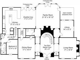 Foyer Plans Amazing Draw House Plans Free Drawing Floor Exceptional Arafen