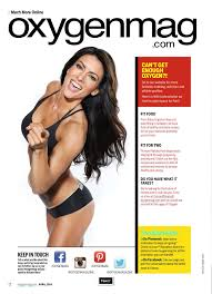 Magazine Usa Amanda Latona Oxygen Usa 09 Gotceleb