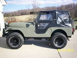 cj jeep lifted jeep cj7 lifted green image 98