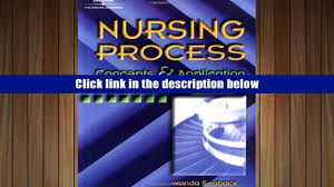 free download nursing process concepts and applications wanda