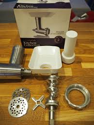 mincer attachment for sainsbury u0027s stand mixer in leicester