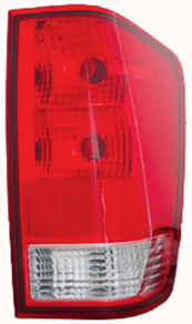 nissan altima 2005 tail light cover amazon com tyc 11 5999 01 nissan titan passenger side replacement