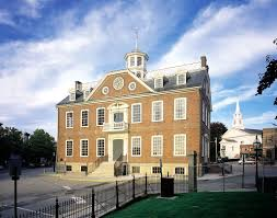Rhode Island State House Colony House Newport Historical Society