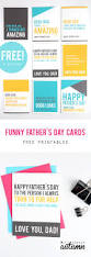 funny father u0027s day cards you can print at home it u0027s always autumn