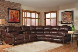Reclining Leather Sectional Sofa Smith Brothers Of Berne Inc U003e Catalog