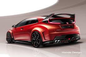 Honda Civic Type R Horsepower Honda Civic Type R Concept What To Expect Honda Tuning