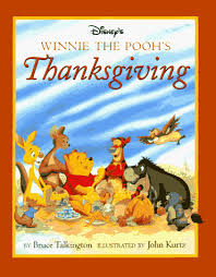 winnie the pooh s thanksgiving by bruce talkington thanksgiving