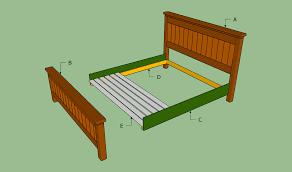 bed designs plans building plans for queen platform bed friendly woodworking projects