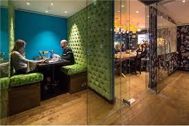 restaurant le bureau spacing le bureau battersea studios