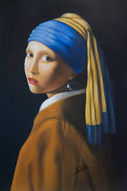 painting the girl with the pearl earring my inspiration for my painting girl with a pearl earring rug
