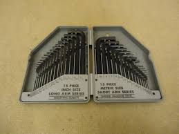 task force hex key set gray black 30 piece lifetime ad 2865588