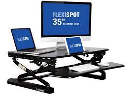 Desk Risers For Standing Desk Best Adjustable Standing Desks Sometimes It U0027s Better To Stand