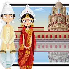 various pre wedding and post wedding traditions of bengali marriage