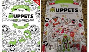 art coloring muppets coloring book coming