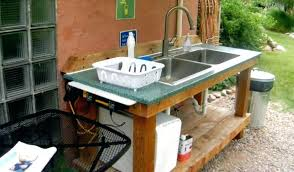 outdoor kitchen sinks and faucets outdoor utility sink outdoor sinks and faucet awesome outdoor