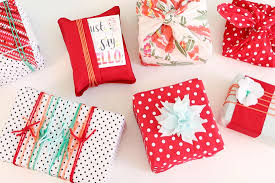 this might be the best two in one gift wrap hack ever brit co