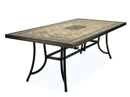 tile top patio table and chairs tile top patio table vahehayrapetian site