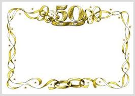 50 year wedding anniversary 105 best 50th wedding anniv favor name tags images on