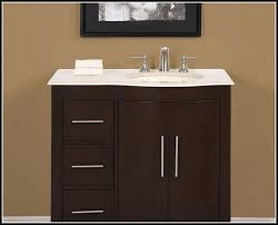 Bathroom Sink Base Cabinet Eye Catching Bathroom Sink Cabinets Home Depot Sinks And Faucets