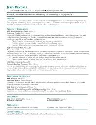 Resume Templates For Assistant Professor Free Samples Of Resumes Resume Template And Professional Resume