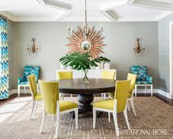 dining room colors great color in a hamptons home traditional home