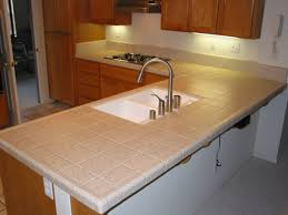 Square Kitchen Sinks by Square Tile And White Ceramic Kitchen Sinks Ceramic Kitchen
