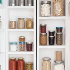 how to store food in a cupboard organize your pantry with simple and inexpensive ideas