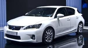 lexus lease specials utah lexus siapkan mobil terbarunya yang mirip dengan toyota prius
