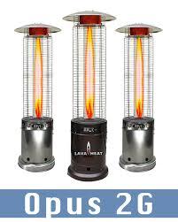 Flame Patio Heater Lhi147 150 Opus 2g Outdoor Patio Heaters Outdoor Flame Patio