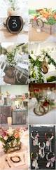 30 styling horseshoe ideas for a rustic farm wedding deer pearl