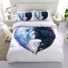 Couples Bed Set Us King Bed Set Pillowcase Quilt Cover Ausl