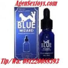 blue wizard cair agen sextoys murah di bandung
