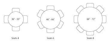 60 inch round table seats 60 inch round table seats 60 dining table seats how many