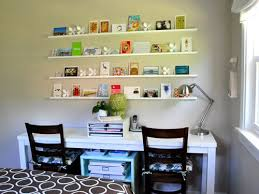 Two Desks In One Office A Home Office That Doubles As A Guest Room Young House Love