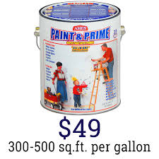 premium interior and exterior paint and prime laytex primer from