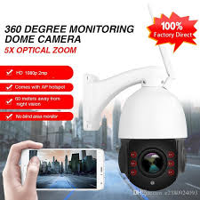 5xzoom lens ptz outdoor ip ls q4 wifi 1080p wifi