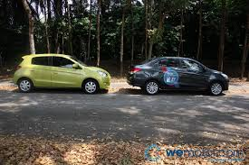 nissan almera vs vios review 2013 mitsubishi mirage and 2013 mitsubishi attrage