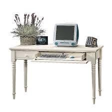 Sauder Harbor View Corner Computer Desk Antiqued White Finish Sauder Furniture Sauder Outlet Store Sauder Chairs Sauder Harbor