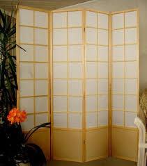 hoshi shoji room divider screen 2 meters tall 4 panel u2013 room