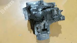 manual gearbox mazda 626 iii gd 1 8 28367