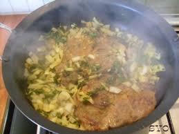 cuisine cr le antillaise côtes de porc à l antillaise chez mamigoz
