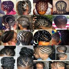 hairstyles plaited children braid hairstyle woman child android apps on google play